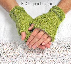 green wensleydale gloves